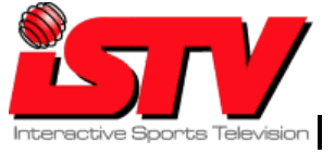 Interactive Sports Television Logo